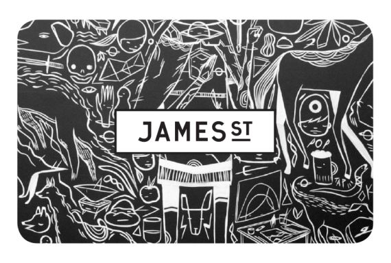 James St | Man of the Moment… James St Gift Card available at www.jamesst.com.au/giftcard/