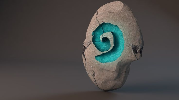 General 1920x1080 drawing abstract signs rocks Debian Return stone World of Warcraft Hearthstone: Heroes of Warcraft