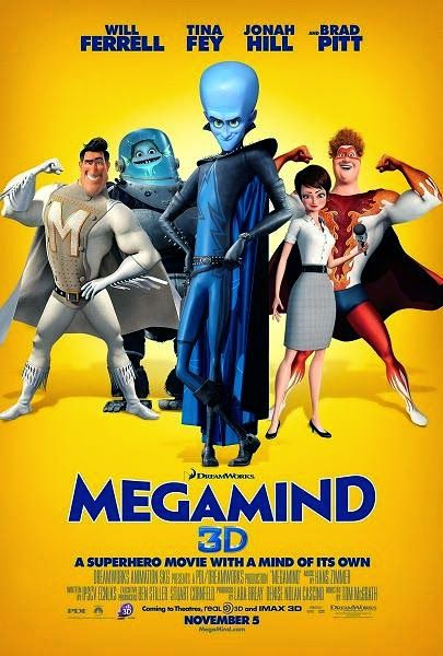 Watch Megamind (2010) Online For Free Full Movie English Stream
