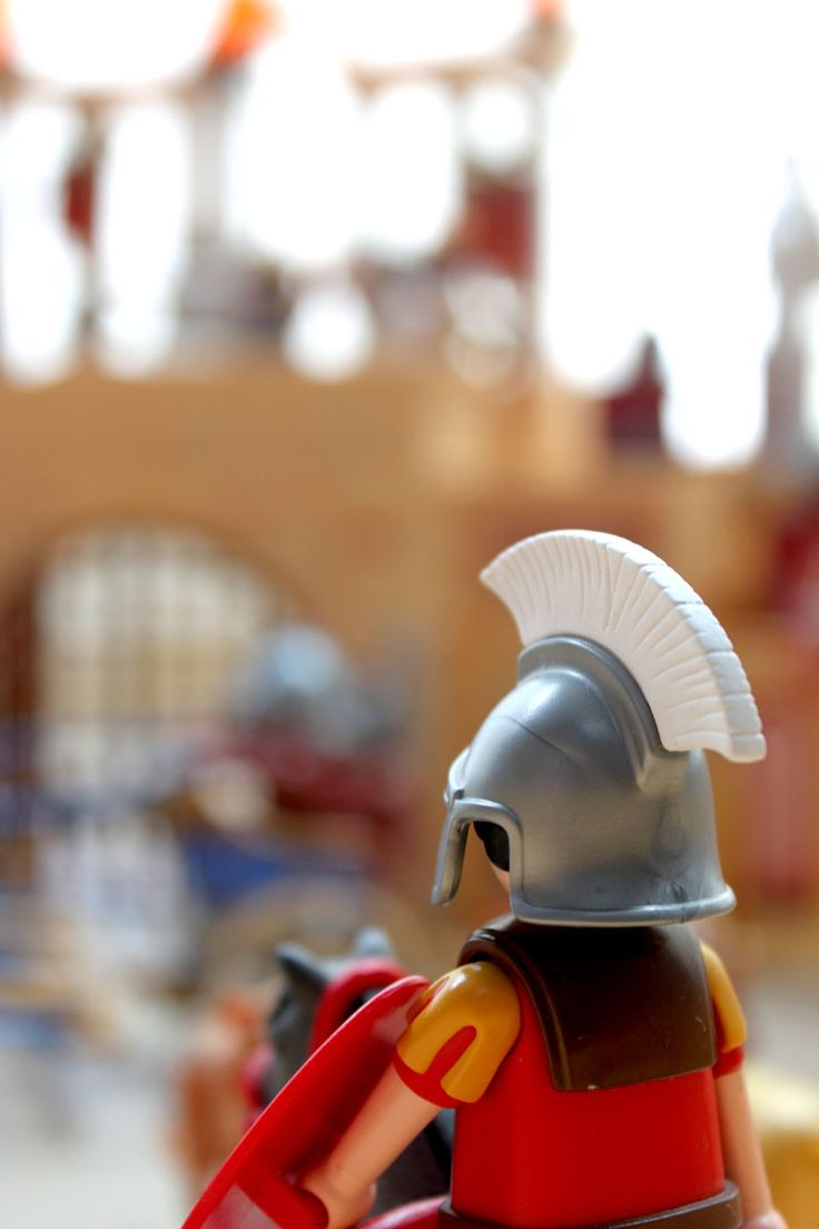 Coliseum by Playmobil
