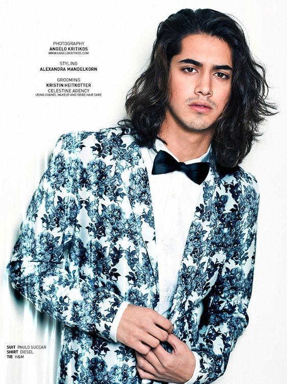 Literally just checked if he was legal before I pinned this. Avan Jogia is not my usual type but he's a charmer