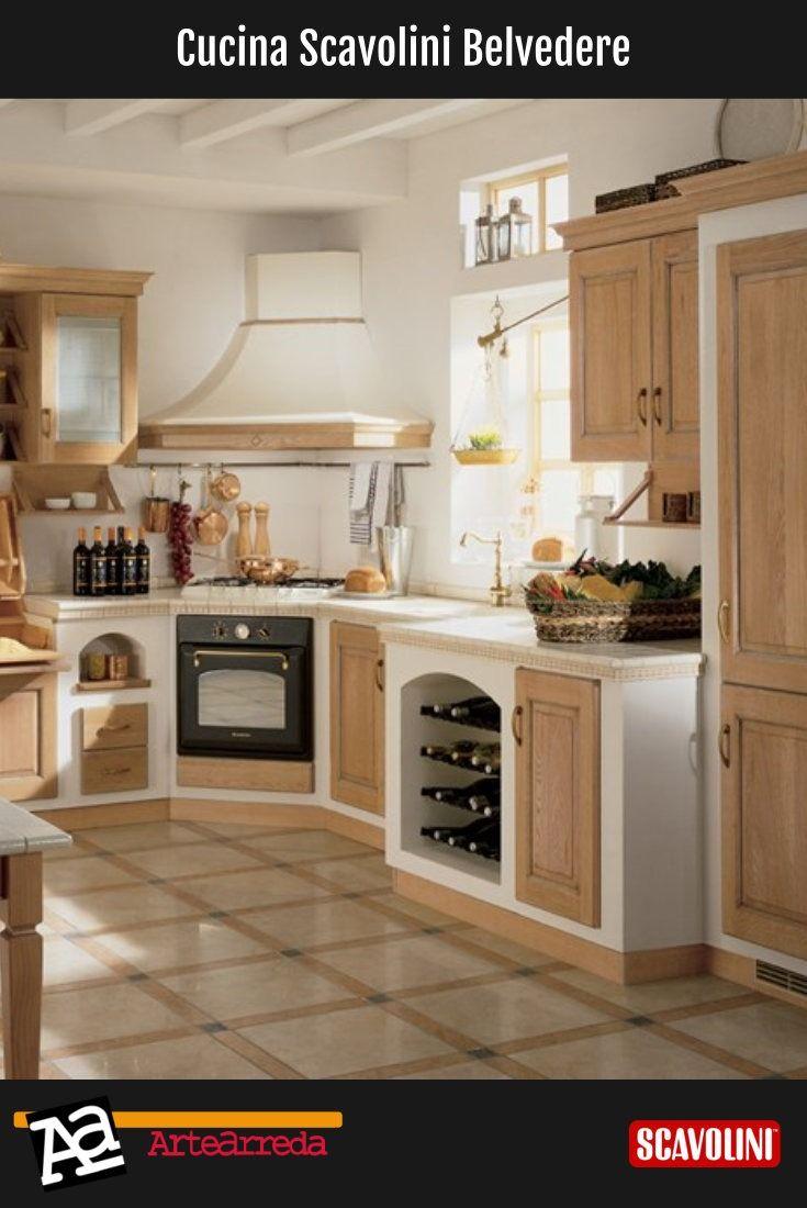 Cucina Scavolini Belvedere | Cucine Scavolini nel 2019 | Cucina ...