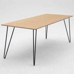 FEST Amsterdam Ray Kopen? De FEST Amsterdam Ray is een elegante tafel met Scandinavische middeleeuwse invloeden. De tafel leent zich perfect voor lang dineren, maar ook vergaderen kan aan deze FEST...