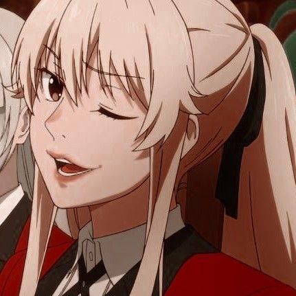 Kakegurui anime icons mary saotome ririka momobami aesthetic manga cartoon perfil arte personagens pfp kakeguri dibujos. mary saotome] ˎˊ˗ ꒰ 🎲 ꒱ | Anime, Aesthetic anime, Yandere ...