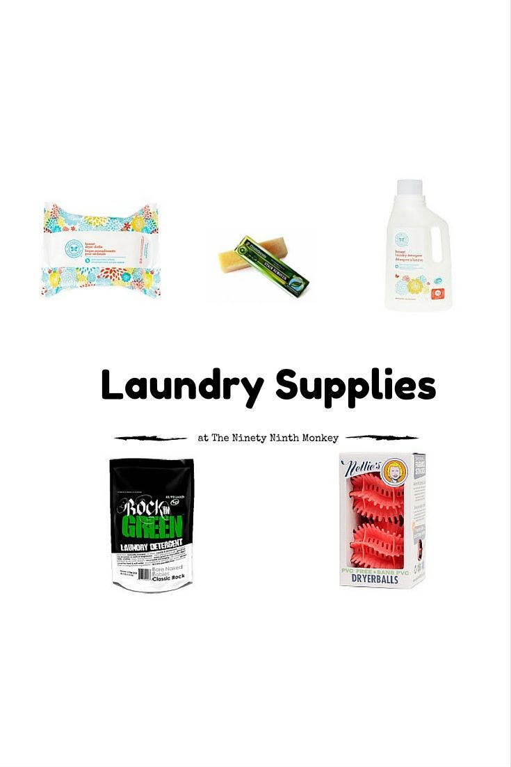 Eco friendly laundry including cloth diaper safe detergent