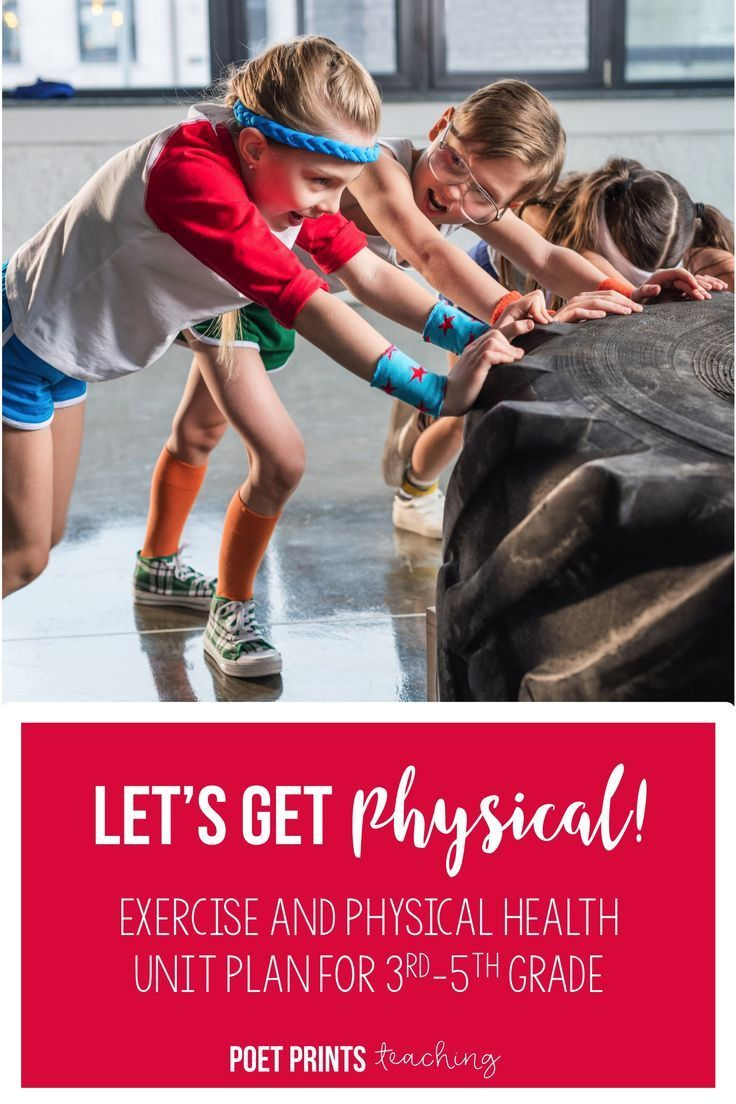 Let students take ownership of their own gym class and develop a way to stay fit that works for them.  This is a 5-lesson unit and a project-based activity that encourages kids to GET ACTIVE and STAY FIT! It is great for health and career, physical education, fitness, and general wellness.