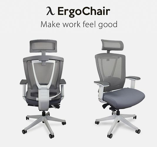 the ultimate ergochair that supports your lower back and promotes rh pinterest com