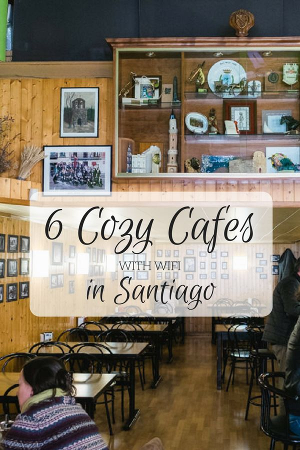 Caffeinated, Cozy and Connected: Top Cafes with WiFi in Santiago!