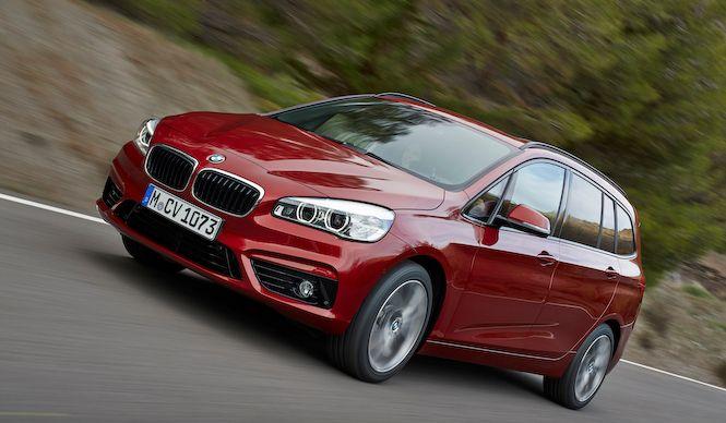 BMWがつくるミニバンは、7人乗りの2シリーズ グランツアラー|BMW ギャラリー