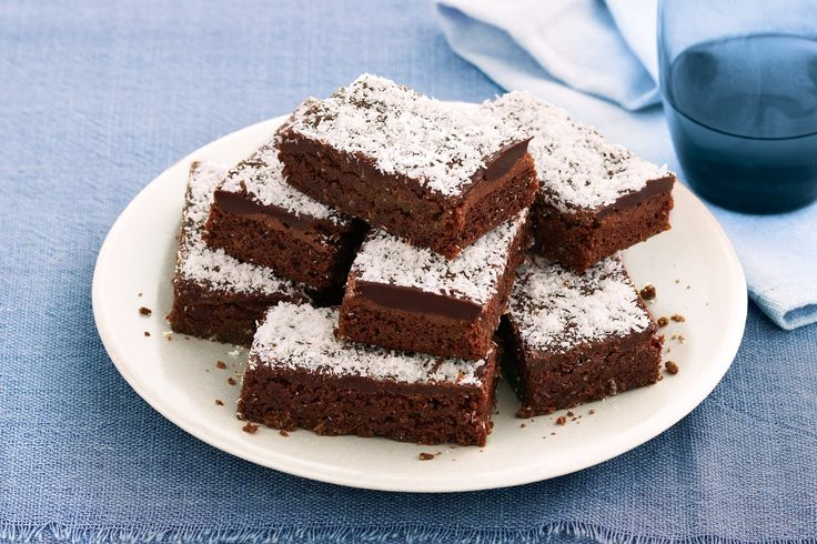 Whisk away the weekend with these delicious choc-inspired slice classics!