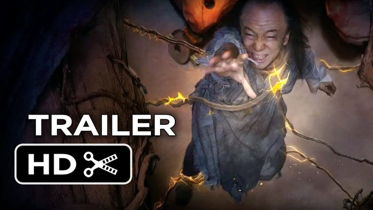 Journey To The West Official US Release Trailer (2014) - Stephen Chow Mo...