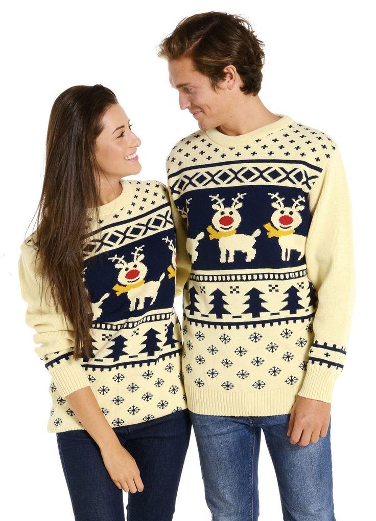 MENS LADIES XMAS CHRISTMAS FAIRISLE RETRO NOVELTY SNOWMAN WINTER SWEATER JUMPER   eBay