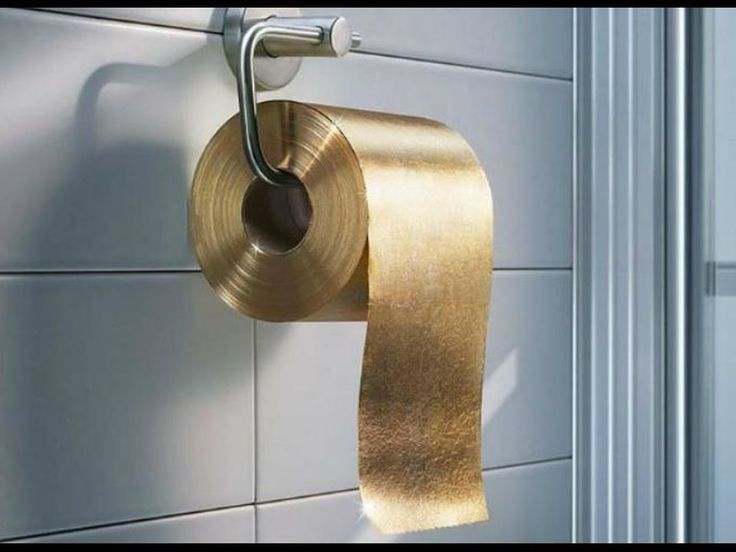 24k gold toilet paper.  88 best Gold images on Pinterest Glitter Jewerly and Beauty makeup