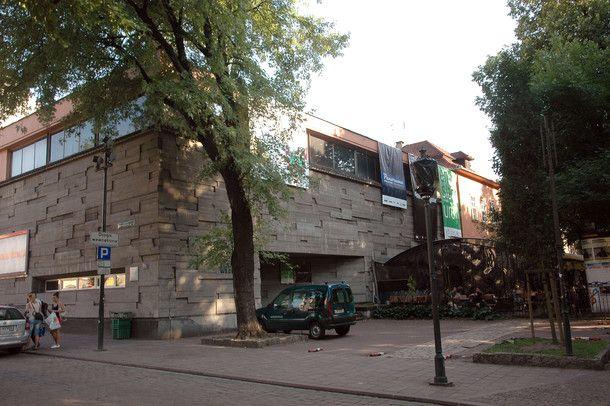 Bunkier Sztuki, plac Szczepański 1