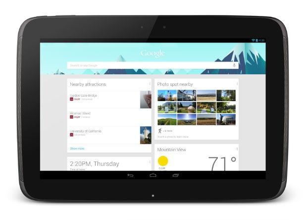 Nexus 10 - Want.