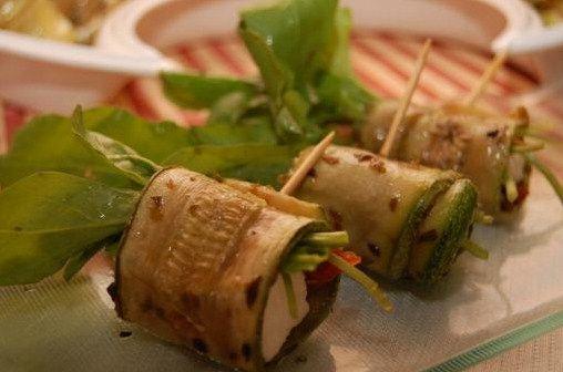 Rocambole de Abobrinha Italiana | Doces e sobremesas > Receitas de Rocambole Doce | Receitas Gshow