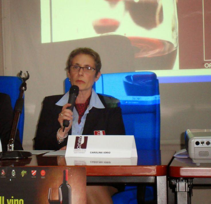 Una molisana nei 7 giudici del Concorso Mondiale di Bruxelles.