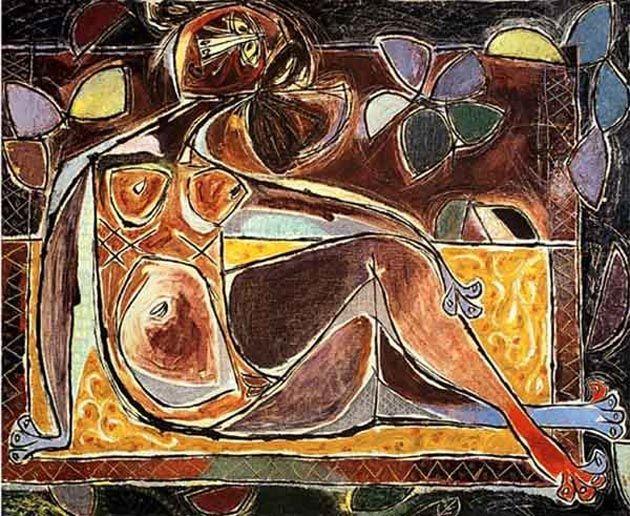 La historia de Frida Añez en Carabobo a partir de 1950: El maestro venezolano Oswaldo Vigas muestra obras en la Riviera Francesa