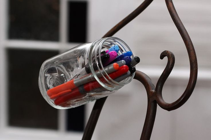 A Marker Jar--so clever!