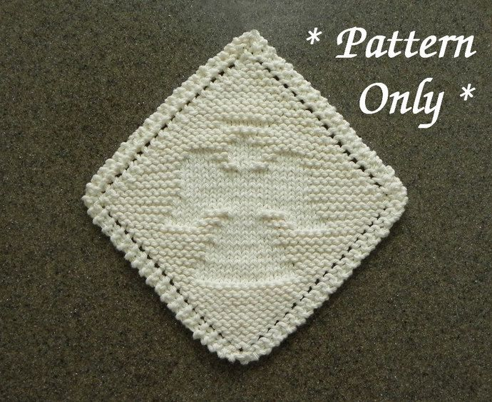 52 besten Knit Dishcloth Patterns Bilder auf Pinterest ...