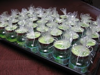 Baby Jar Party Favors