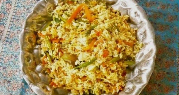 Biryani: το γιορταστικό ρύζι τηςΙνδίας - Pandespani.com