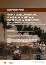Urban Development and Flood Risk in Vietnam: experience in three cities