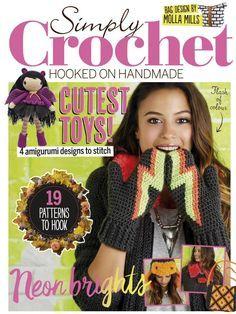 Simply Crochet Issue 49 2016 - understatement - understatement