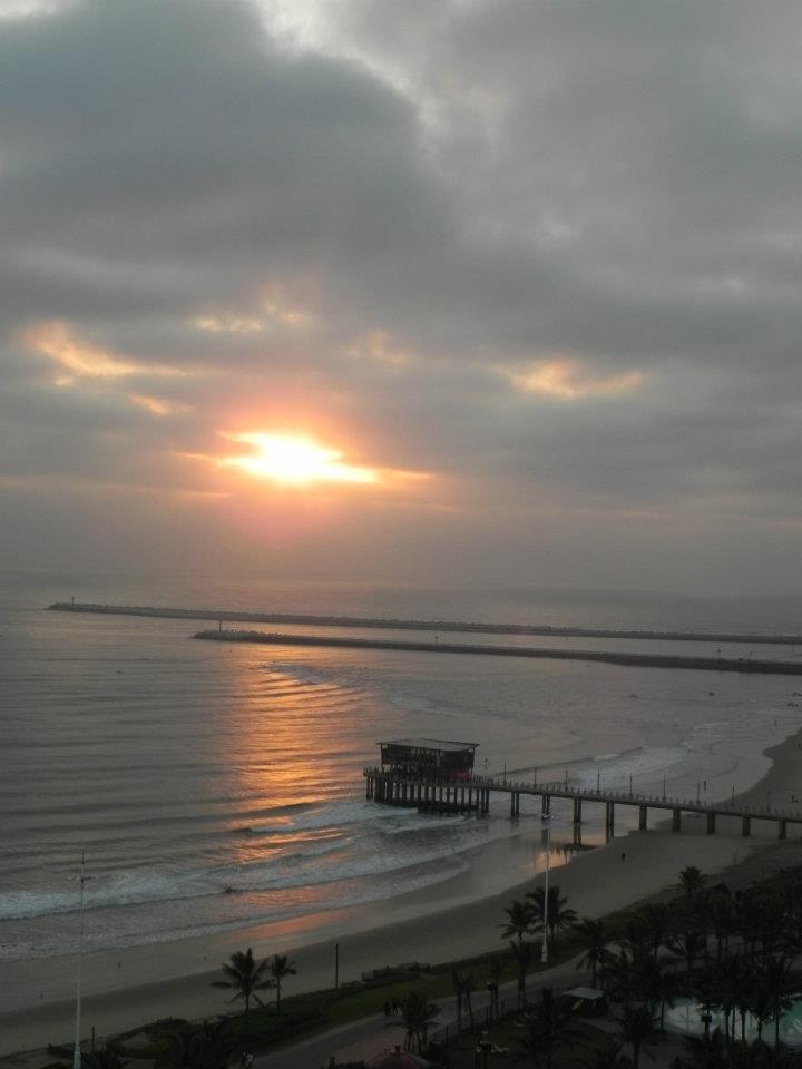 Durban...Sunrise