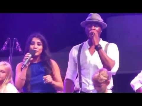 SAMBA A LA BAMBA O Lo Mejor Show Noche de la Puerto Banús 2016