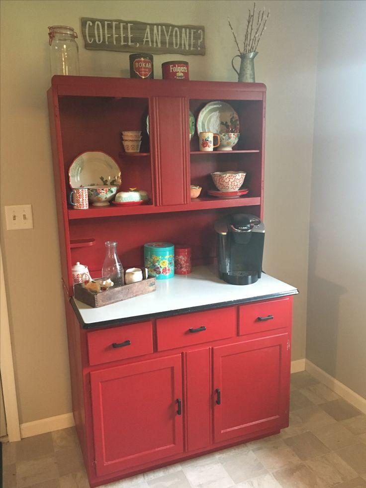 Best 25+ Hoosier cabinet ideas on Pinterest | Oak ...