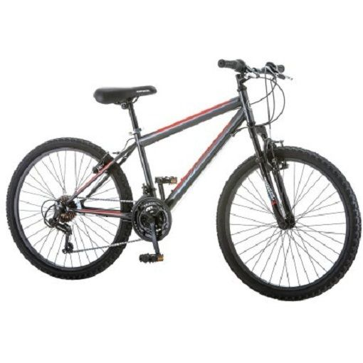 "18 Speed Boys Mountain Bike 24"" - $140"