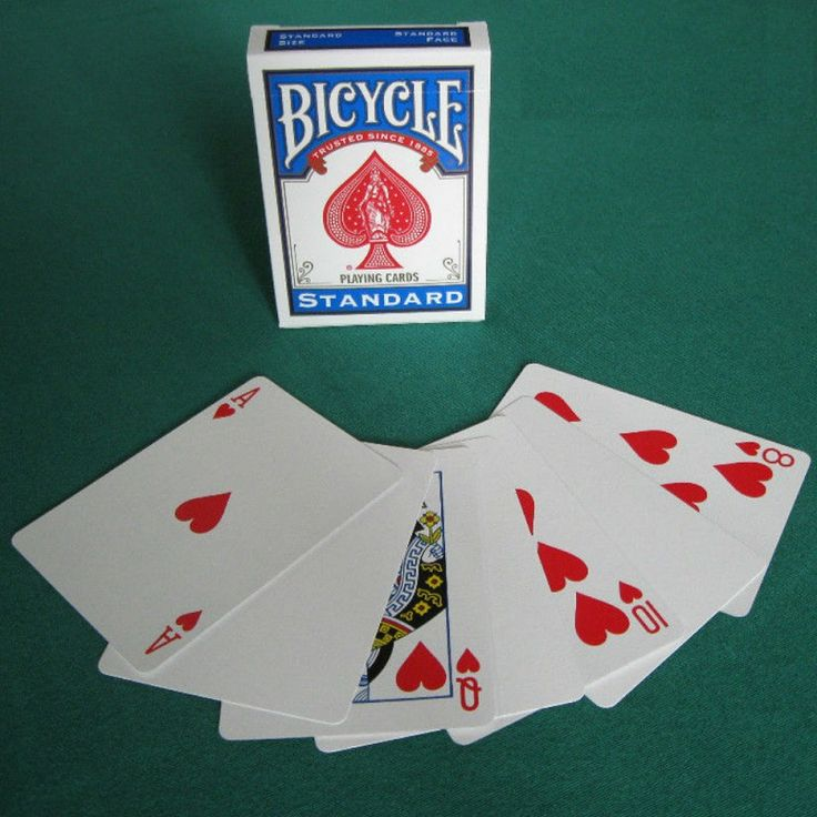 promo 1 deck bicycle blank back playing cards gaff standard magic cards special props close up #standard #paper #size