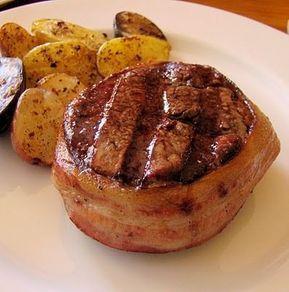 Filet de Mignon con tocino: una receta digna de un chef que prepararás en minutos