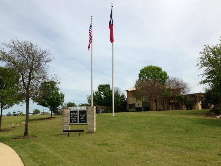 Avery Ranch Main Amenities Center Park and Pool Cedar Park Austin Texas