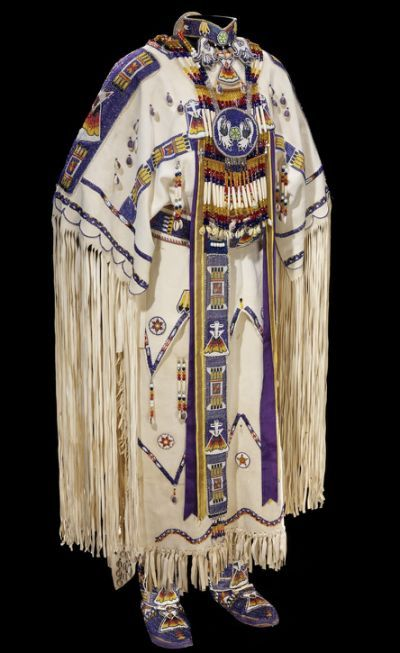 Book Of Native American Women Dress