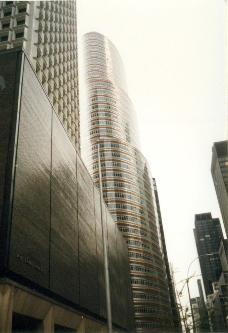 Lipstick Building, NYC, Philip Johnson