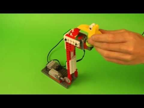 Bird's Nest LEGO WeDo SafariCAMP WeDo