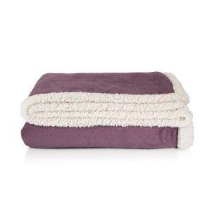 Plush Fleece Throw | Woolworths.co.za