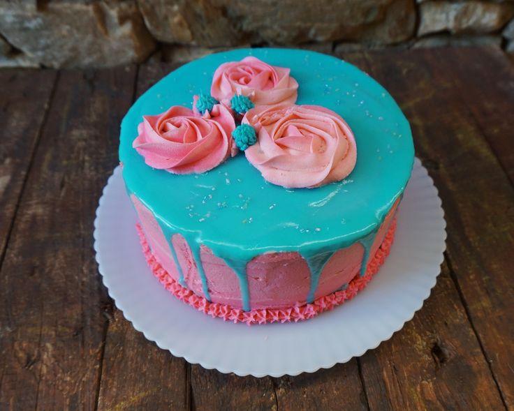 #cake #torta #flores