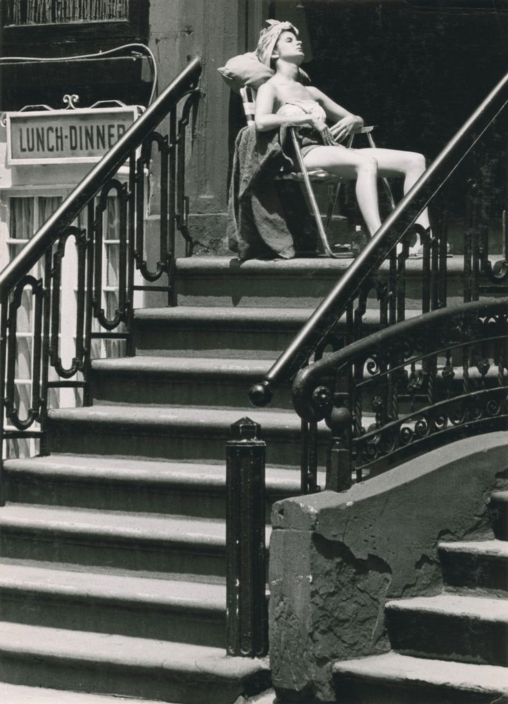 Ronald Reis – Greenwich Village, New York City, 1963