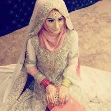 Image result for muslim wedding dress syar'i