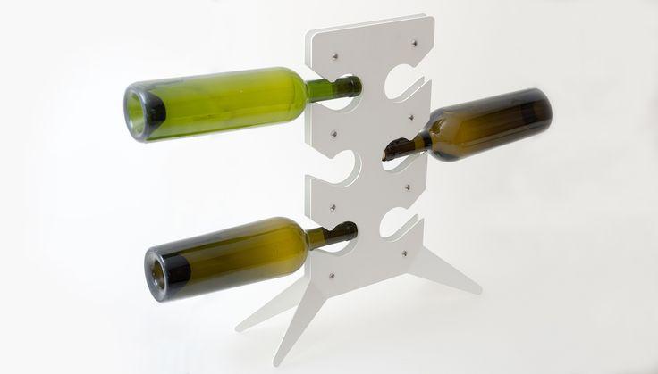 Vrijling & Geluk, winerack