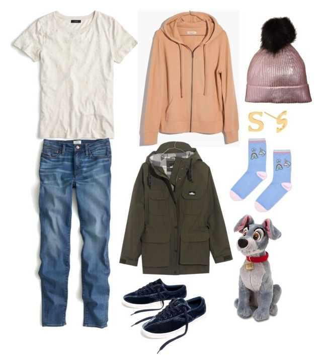 Walkies🐕🐩 by strawberryplums on Polyvore featuring polyvore, fashion, style, Madewell, J.Crew, Topshop, Journee Collection, Steve Madden and clothing