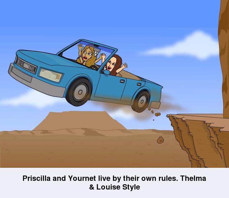 Priscilla and Yournet ...