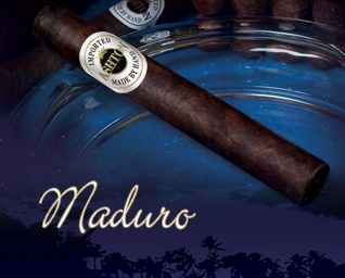 One of the best Maduro wrappers anywhere. Not the cheapest smoke in town, but well worth it.