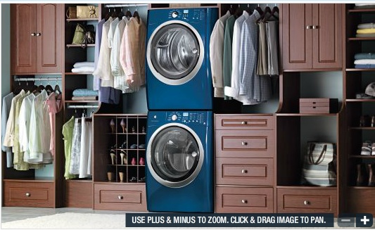 21 best new closet images on pinterest dresser in closet for Laundry room connected to master closet