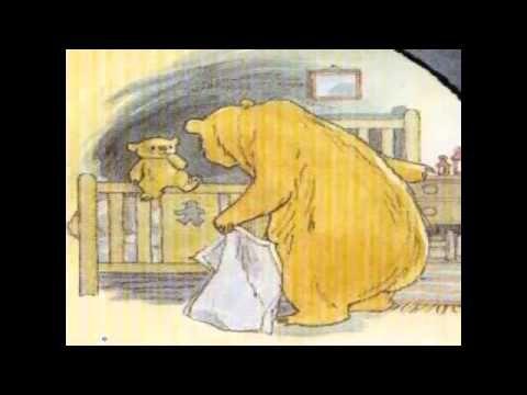 Welterusten kleine beer, digitaal prentenboek voor kleuters