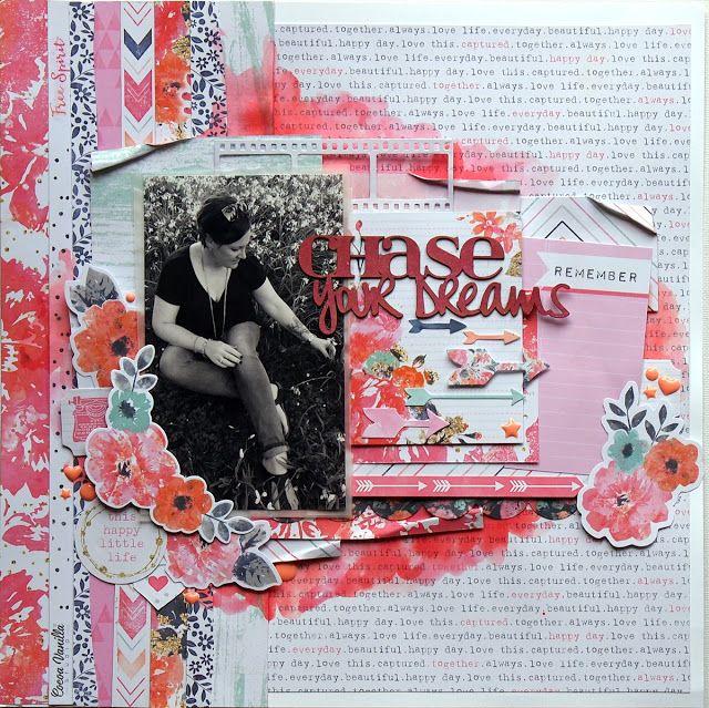 Happy Daks! Natalie May. Imaginarium Designs & Lindys Stamp Gang & Cocoa Vanilla Studios