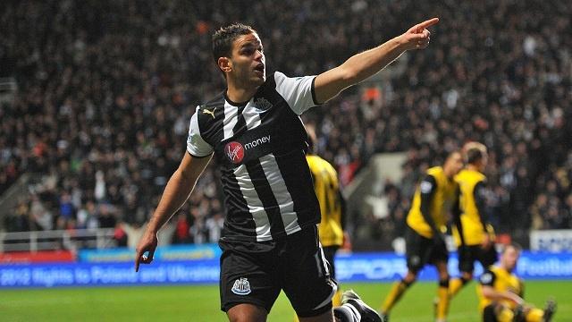 Newcastle 2  - 1 Blackburn
